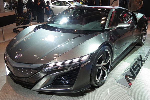 Acura NSX Concept for 2015