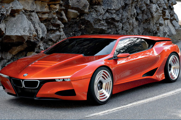 BMW M8 Possible Concept