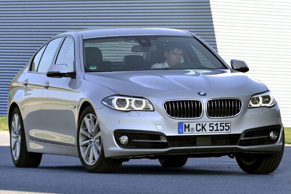 2014 BMW 518d Sedan