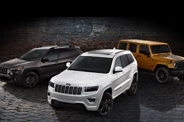 2014 Jeep Altitude Editions