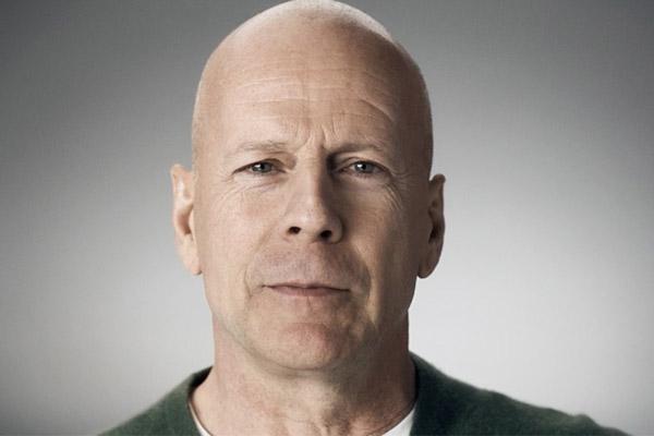 Hugfest Bruce Willis