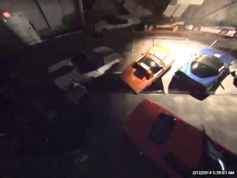 Corvette Museum Sinkhole Surveillance