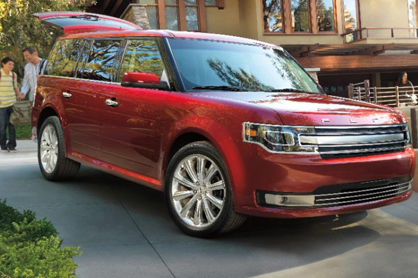 Top Ten 2014 Vehicles for Big Families – Insider Car News
