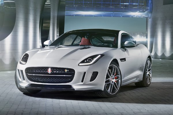 2014 Jaguar F-Type R
