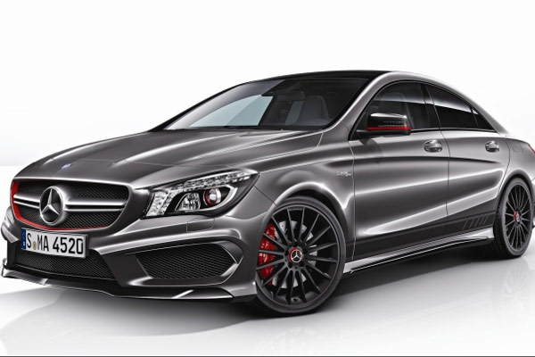 2014 Mercedes Benz CLA-45 AMG Edition 1