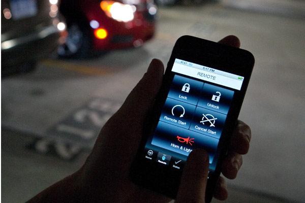 OnStar RemoteLink App