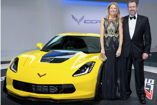 Auction of the First 2015 Z06