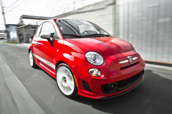 2014 Fiat Abarth