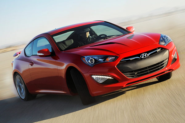 Amazing Hyundai Genesis Coupe 3.8 R Spec U2013 MSRP From $28,750