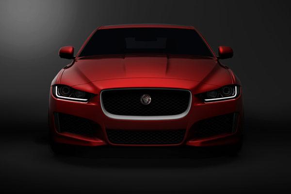 Jaguar XE, New Premium Sedan