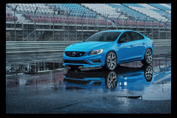 2014 Limited Edition Volvo S60