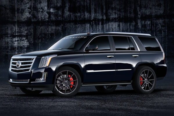 Hennessey Cadillac Escalade, 2015 Model