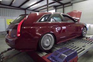 Hennessey VR1200 Wagon