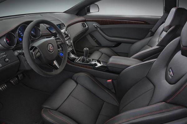 2015 Cadillac CTS-V Interior