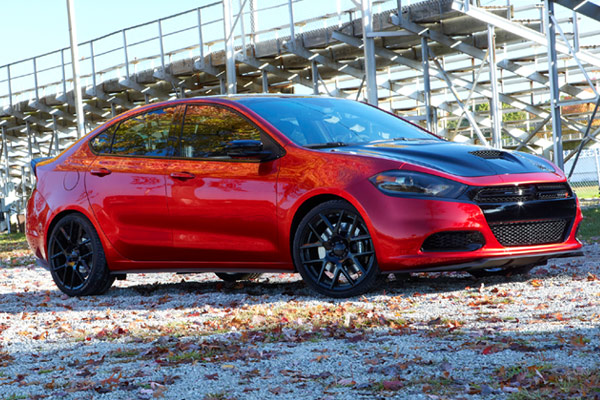 2014 Dodge Dart SRT