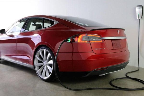Tesla Plugged In