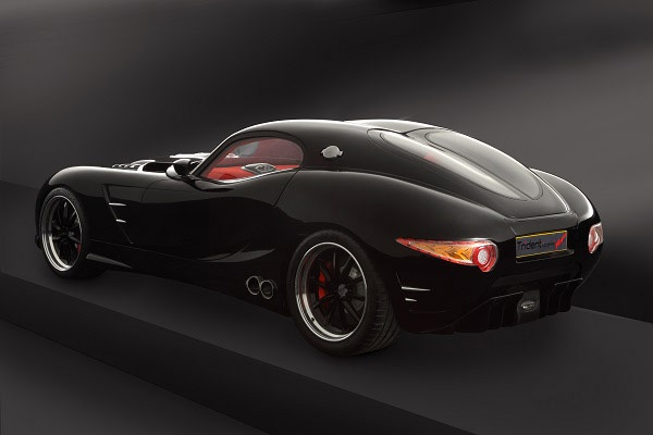 Trident Produces Insane Diesel Sports Car