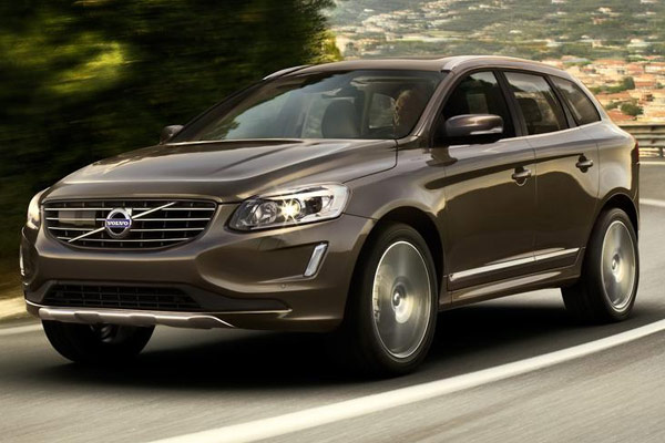 volvo xc60 sales reach new milestone insider car news. Black Bedroom Furniture Sets. Home Design Ideas