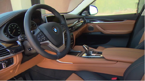 Photos Of The New Bmw X6 Leak Insider Car News