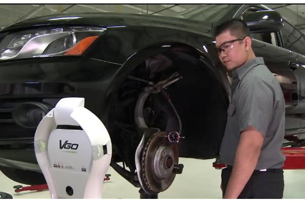 Audi Robotic Telepresence Robot