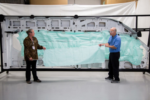 Ford Transit Airbag
