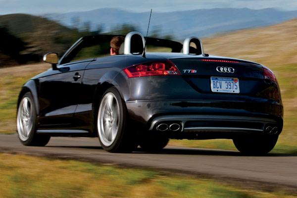 2012 Audi TTS Roadster