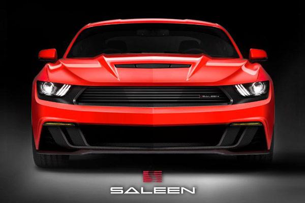 2015 Saleen Mustang