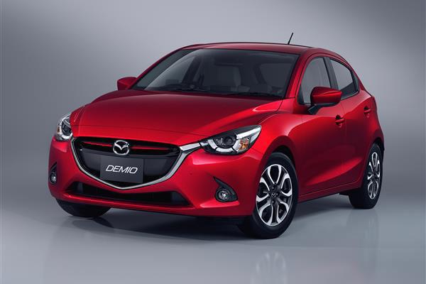 2016 Mazda2 Concept (Japan Spec)