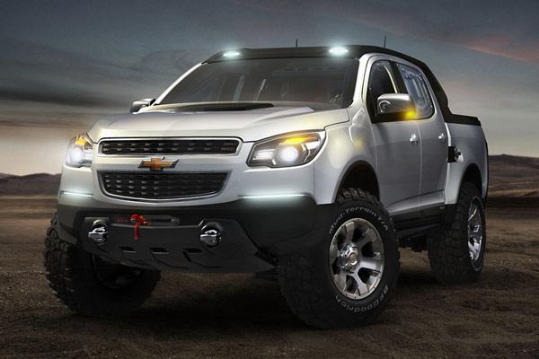 Chevrolet Colorado Rally Concept