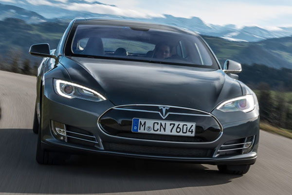 Current Tesla Model S