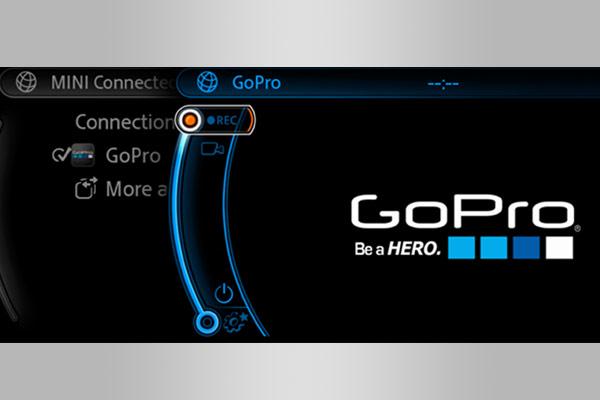 GoPro Control via BMW/Mini