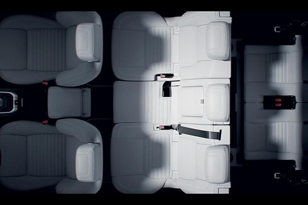 Land Rover Discovery Sport Teaser