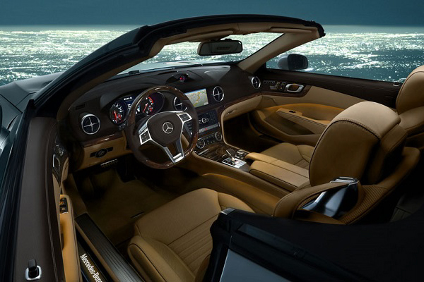 2015 Mercedes-Benz SL-Class