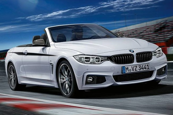 2014 BMW 420i Convertible with M-Performnance