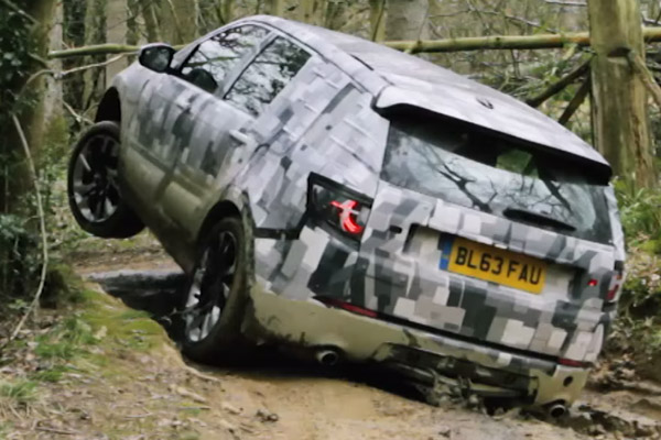 Land Rover Discovery Sport Preview