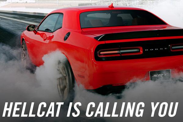 Hellcat Ringtone Promo Image