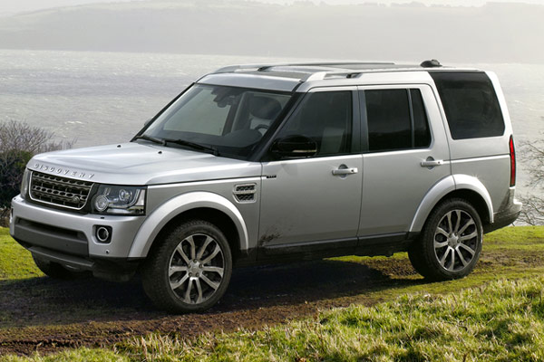 2015 Land Rover XXV Special Edition