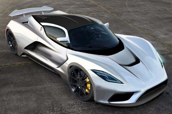 New Venom F5