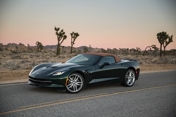 2015 Corette Stingray Convertible