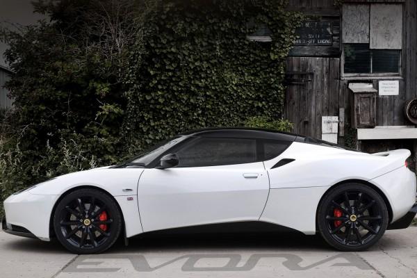 2014 Lotus Evora S