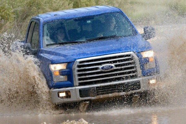 2015 Ford EcoBoost
