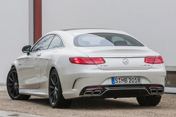 2015 S63 AMG 4MATIC Coupe