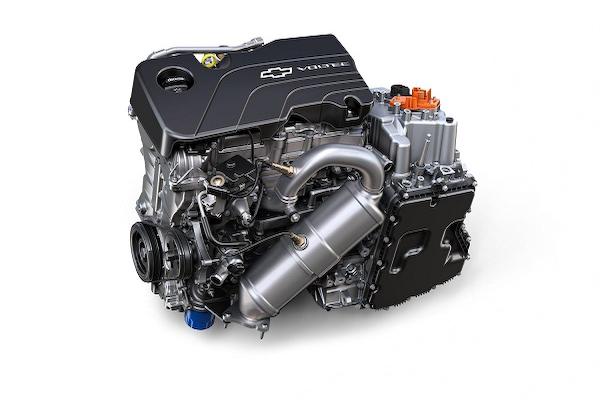 2016 Chevrolet Volt Range Entender
