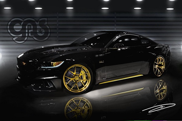 2015 Mustang by Galpin Auto Sports