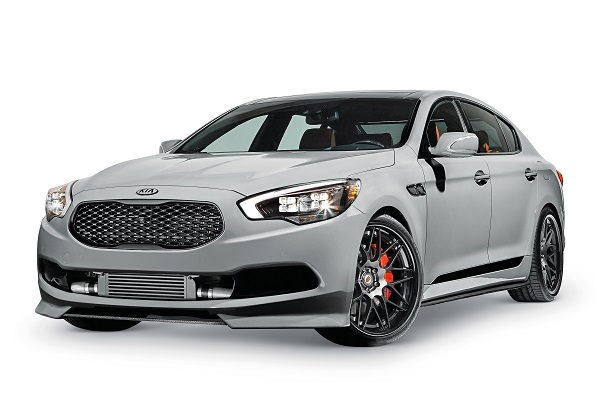 Kia High-Performance K900