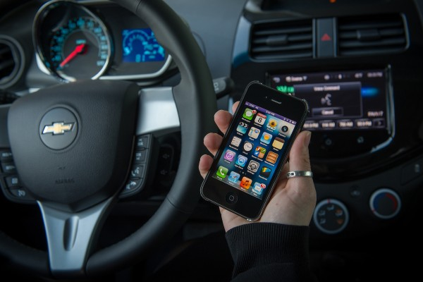 Chevrolet MyLink Siri