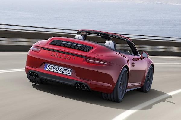 2015 Porsche Carrera GTS