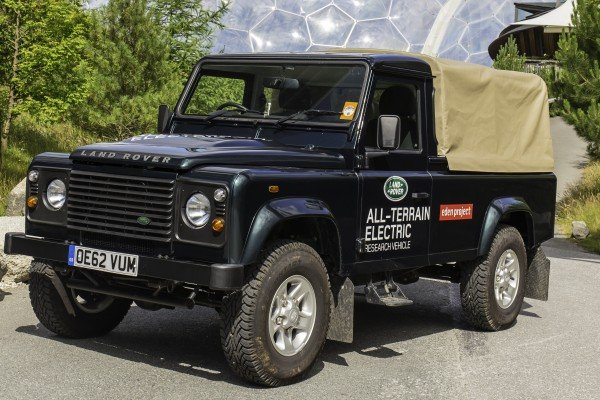 2013 Land Rover Electric