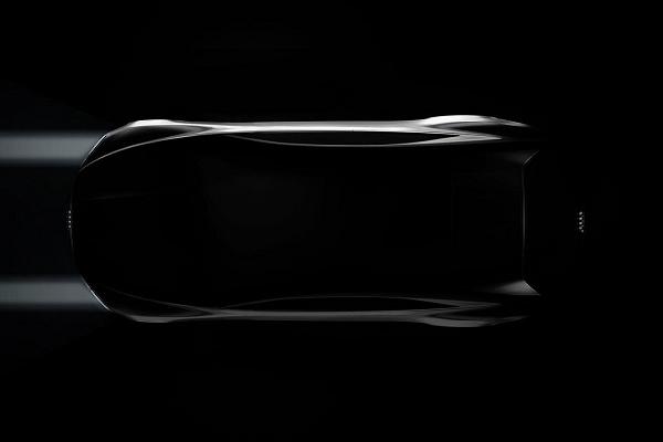 Audi design concept for 2014 LA Auto Show