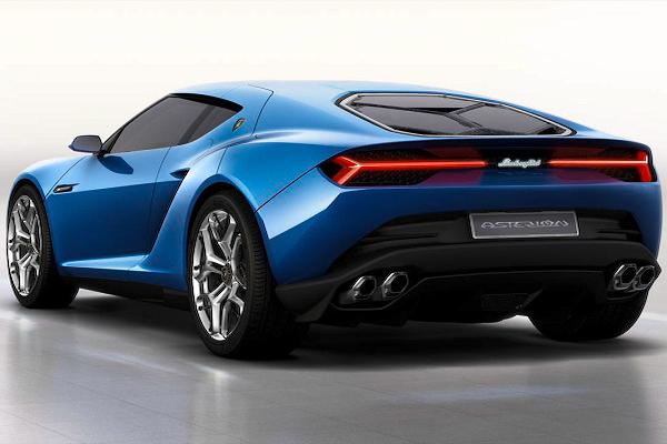 2014 Lamborghini Asterion LPT 910-4 Technology Demostrator